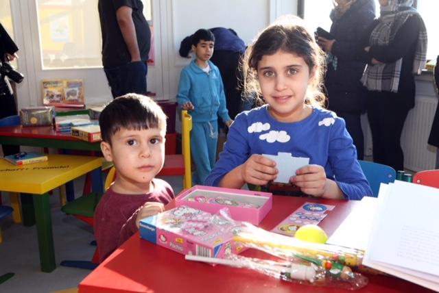 Flüchtlingsprojekt
