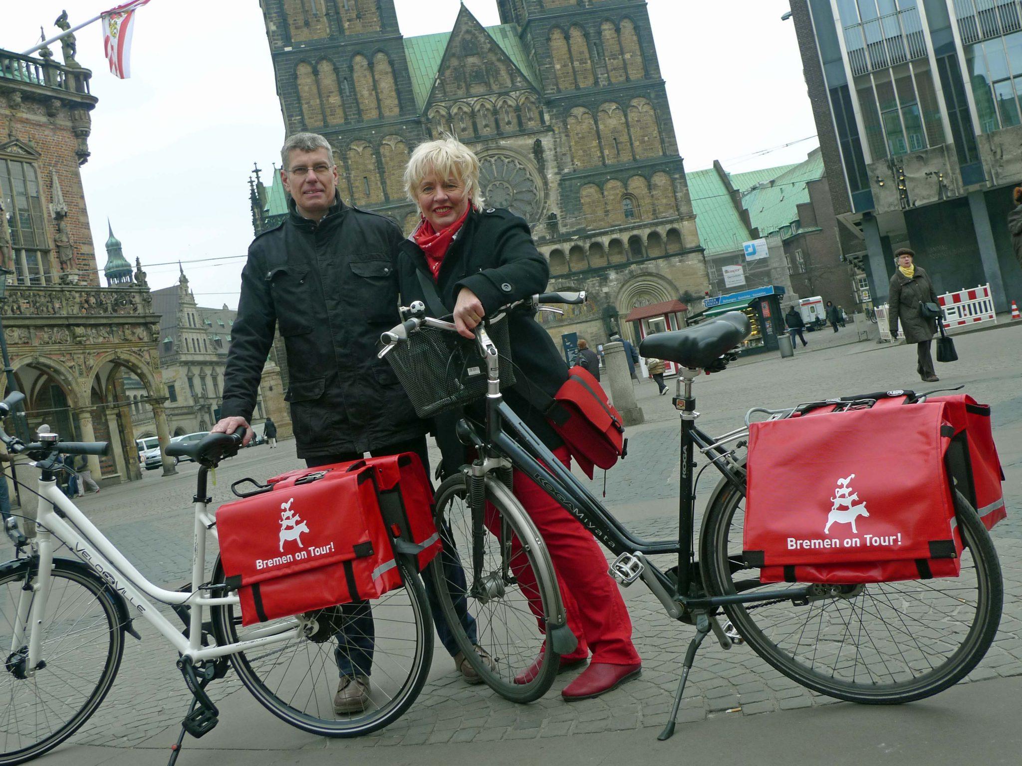 Bremen on Tour Satteltaschen