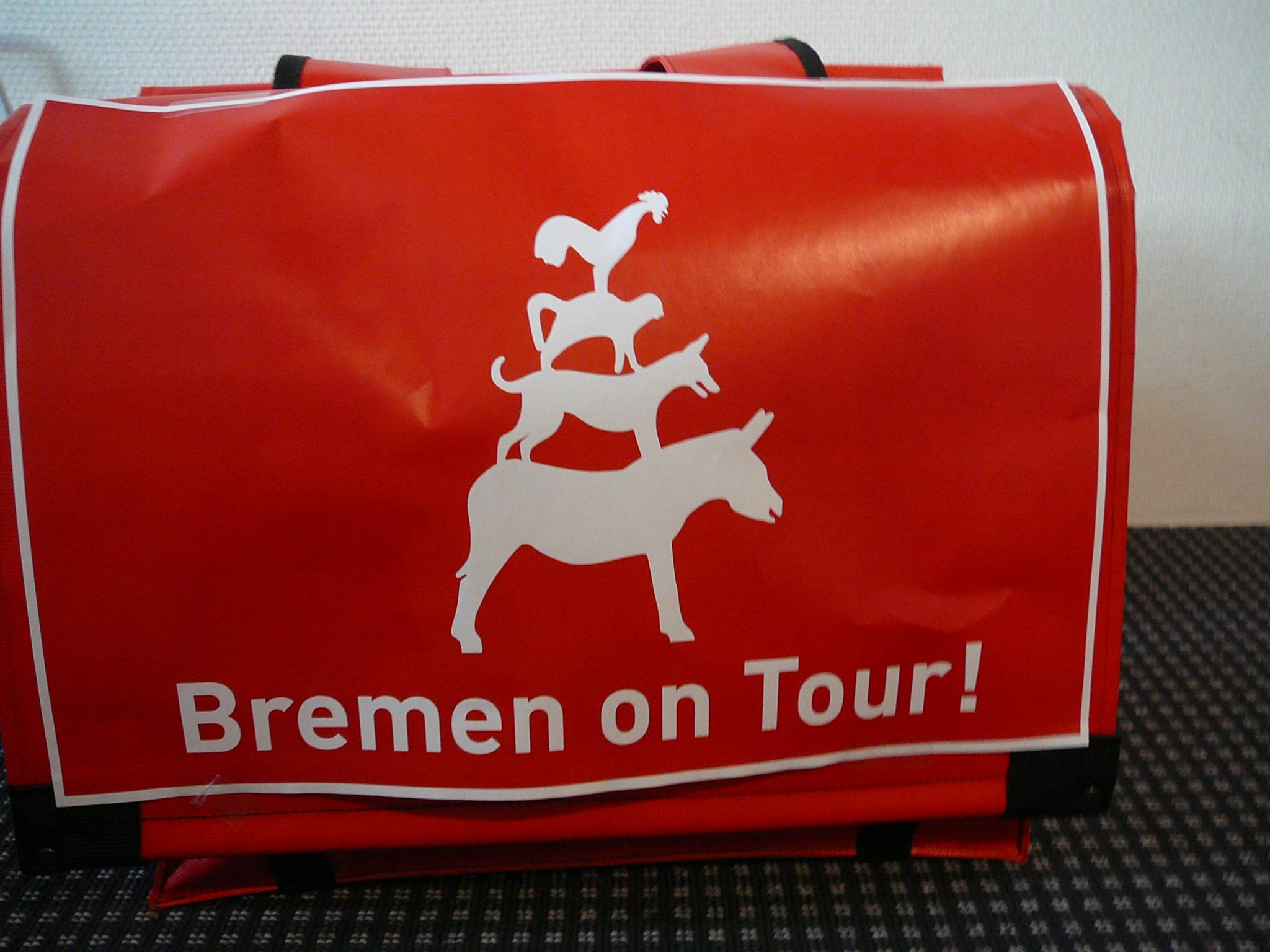 Bremen on Tour Stadtmusikantenhaus