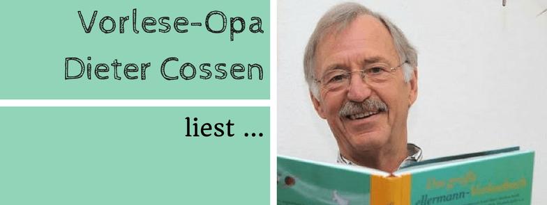 Vorlese Opa Dieter Cossen BremerLeseLust