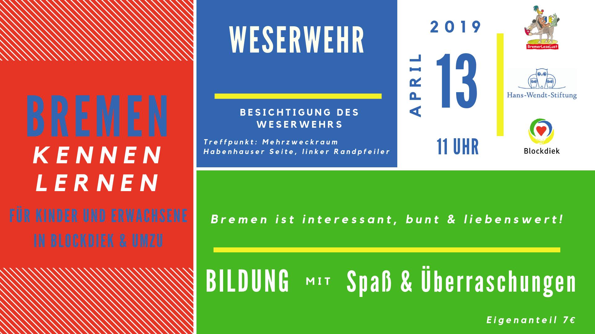 2019-04-13-Bremen Kennen Lernen